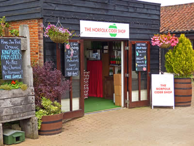Norfolk Cider Shop
