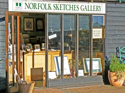 Norfolk Sketches