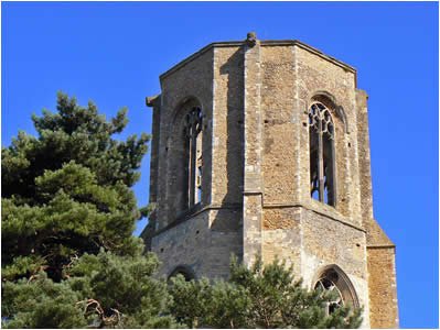 Wymondham Abbey East Tower