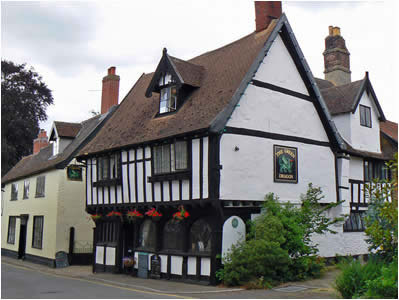 Wymondham Green Dragon