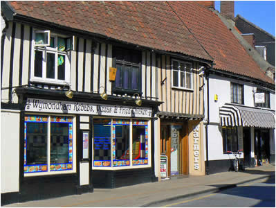 Wymondham Shops